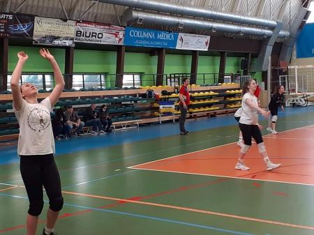 Trening z Łaskovią zaliczony