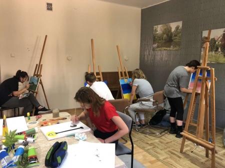 Artystyczne warsztaty integracyjne