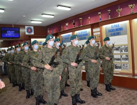Tegoroczni absolwenci  zakończyli szkolenie